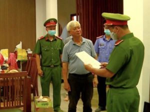 Cựu Chủ tịch tỉnh Khánh Hòa tiếp tục bị khởi tố hình sự