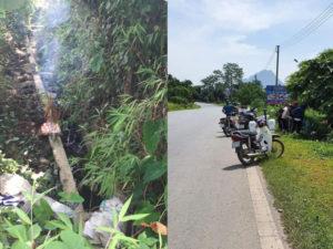 Hà Giang: Sản phụ bỏ con giữa dọc đường