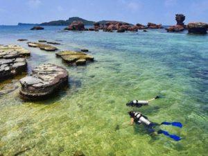 """Đón khách du lịch quốc tế từ tháng 10 Làm gì để """"phép thử"""" Phú Quốc thành công"""