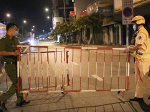Những ai được ra đường sau 18h ở Thành phố Hồ Chí Minh?
