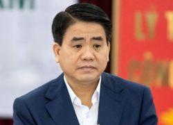 Đề nghị truy tố ông Nguyễn Đức Chung do can thiệp đấu thầu