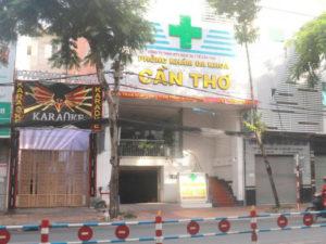 Hơn 100 công ty, ngân hàng bị tạm ngưng hoạt động ở quận Ninh Kiều