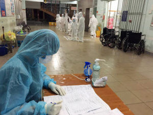 2 bệnh nhân Covid-19 trốn khỏi bệnh viện, 7 người thành F1