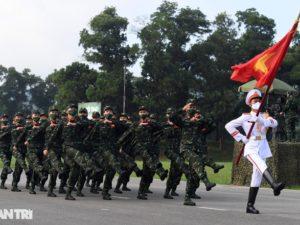 Khai mạc Army Games 2021 lần đầu tiên tổ chức tại Việt Nam