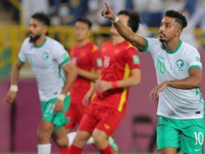 Báo Saudi Arabia nói gì sau khi đội nhà chiến thắng tuyển Việt Nam?