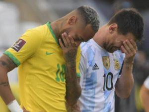Sự điên rồ của bóng đá Nam Mỹ.