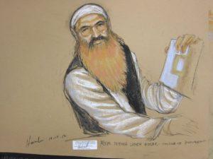 Mỹ mở lại phiên tòa xét xử bị cáo chủ mưu vụ khủng bố