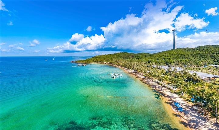 Vẻ đẹp du lịch Nam Phú Quốc