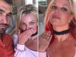 Britney Spears thông báo đính hôn