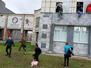 Nga: Xả súng kinh hoàng vào trường đại học, 8 người tử vong