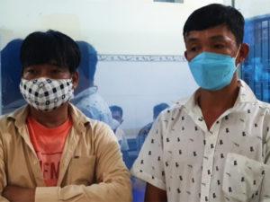 Cảnh sát đột kích trường gà ven Sài Gòn và phát hiện F0